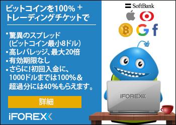 【iFOREX】25周年記念で初入金125%ボーナス、しかも2000ドルまで!